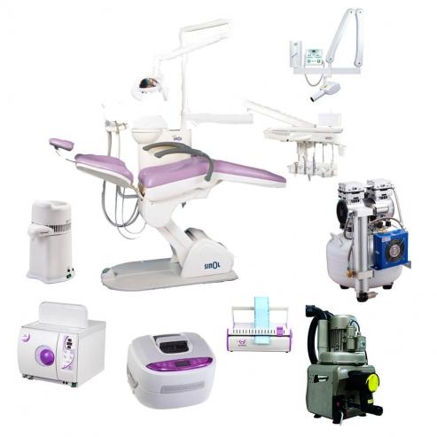 Pack completo apertura clinica - Riunito ed apparecchiature Img: 201809011