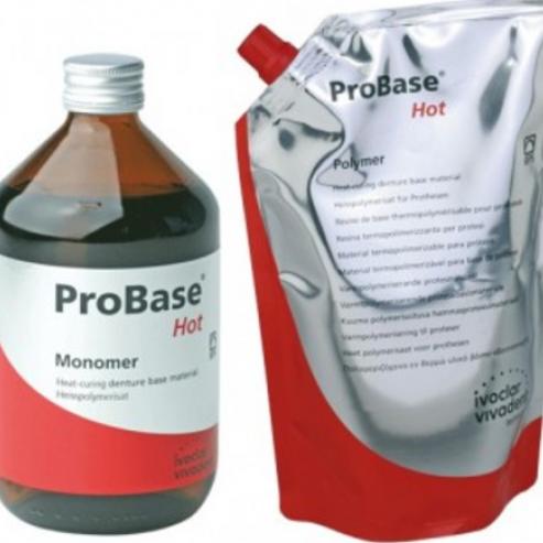 ProBase P kit rosa calda (5x500g + 1 lt) Img: 201807031