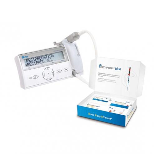 Img1: Motore endodontico Silver RECIPROC Promo Pack