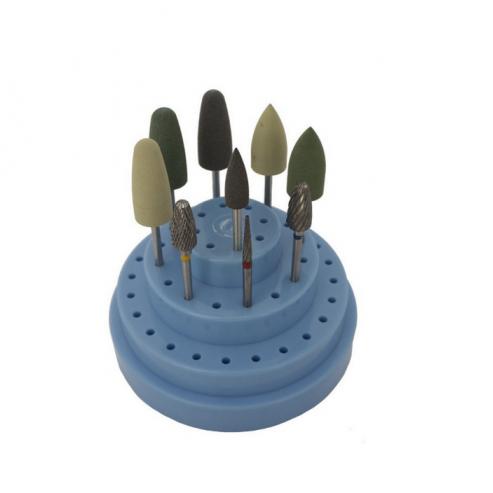 Kit di Ripasso e Lucidatura Acrilici - Laboratorio (frese e lucidatrici) Img: 201809011