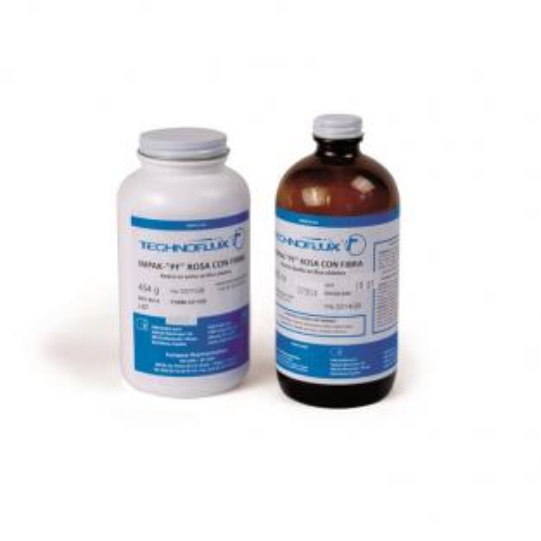 IMPAK resina acrilica Rosa - Polvere e liquido (454gr+325ml) Img: 201907271