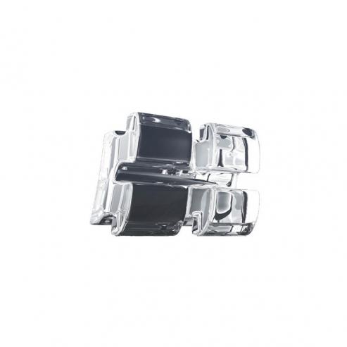 Brackets in Zaffiro ROTH e MBT Nina (Kit 20u) - ROTH 0,18 Img: 201807031