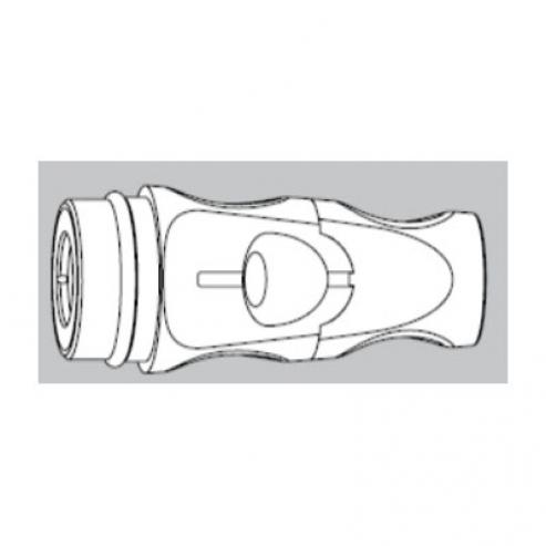 Terminale di aspirazione per tubo spesso Img: 201809011