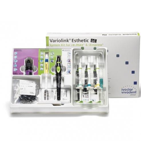 Variolink Esthetic LC: System Kit emax Img: 202003141