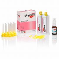 Silicone elastico GINGIFAST (2x50ml. + 12pnts intraorale) IMPRESSION Img: 201807031