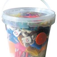 Assortimento di 150 pezzi di giocattoli - Assortimento 150 pezzi Img: 202003141