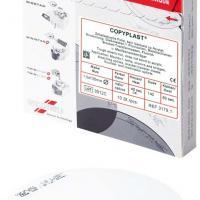 Lastre elastiche Copyplast-(100u) Ø 125 mm, spessore 0,75 mm Img: 202010171