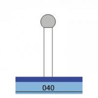 Carburo di tungsteno taglierina D040S HP Laboratory (1UD.) Img: 201807031