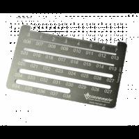 TAGLIA BURS CARD Img: 201807031