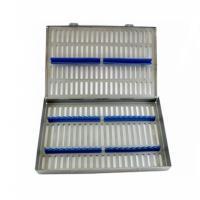 Cassetta di sterilizzazione per strumenti dentali - Extra Large (20 unità) Img: 202107311