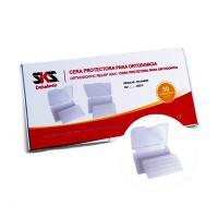 Cera ortodontica trasparente (50 pz) Img: 202105291