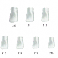 Corone provvisorie in alto a sinistra incisivi centrali Img: 201807031