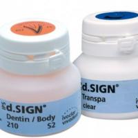 IPS dentina DSIGN (410 / 4A) 100 g Img: 201807031