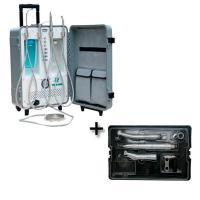 Attrezzatura dentale portatile 3 tubi flessibili Img: 202107101