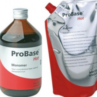 ProBase HOT kit incolore (2x500g + 500 ml) Img: 201807031