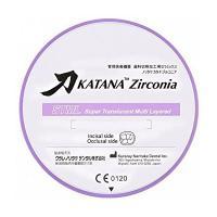 Dischi di zirconio Katana ZR STML (Super traslucido) Colore B1 Collare (18mm) Img: 201809011