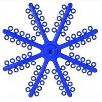 elastici Molares separati senza lattice. 960 unità Img: 201807031
