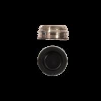 Tazze con gomma nera (4 pz.) Img: 201807031