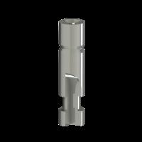 Replica della protesi diretta dall'impianto alla connessione interna dell'impianto - Replica Impianto interno 4 e 5 mm Ø Img: 201907271