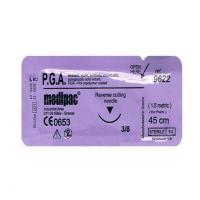 Suture PGA 3/8 12mm 6/0 45 cm-6/0 45 cm Img: 202106121