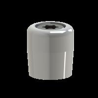 Cappuccio per connessione interna di impianti moncone singolo - Tappi Impianto interno Ø 3,5 mm Img: 202008151