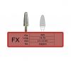 Fresa in metallo duro HP F060FX Laboratory (1UD.) Img: 201811031