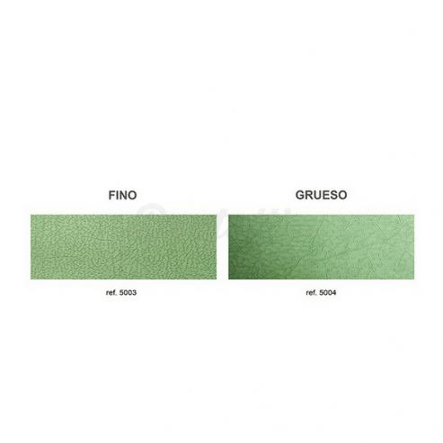 Planchas de Cera Verde Translúcidas para Colado / Paladar   (RUG. FINA 0.25MM) Img: 201807031