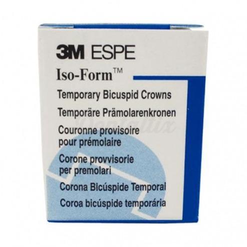 L45 CORONAS ISO-FORM PREMOLARES 5u.