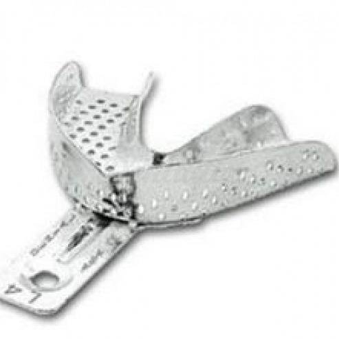 cubeta perforada aluminio L4