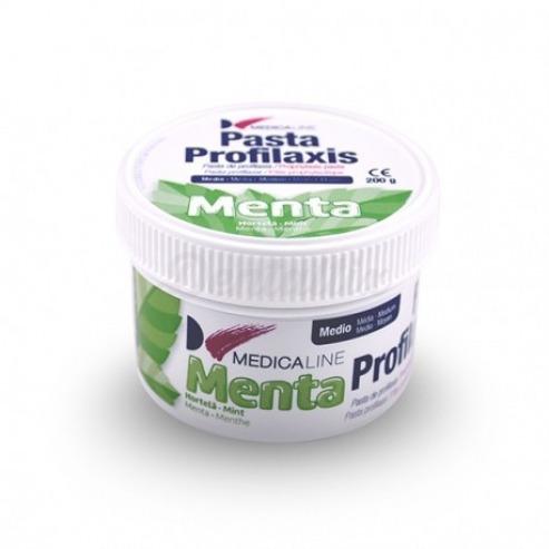 Pasta Profilaxis Sabor Menta Verde 200G -Grão Médio Img: 202004041