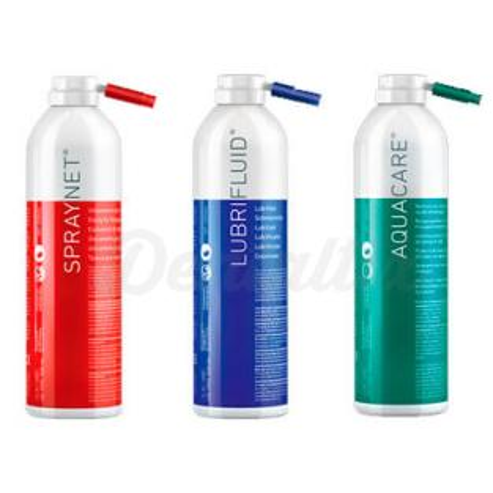 Triopack manutenção – Spray de limpeza