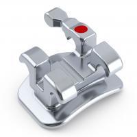 "Thino Bracket Metálico Mini Standard Edgewise .018"" 5x5 Sup. /Inf. Ganchos 3-4-5 Img: 201807031"