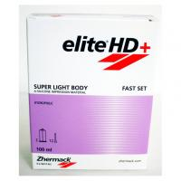 ELITE HD+SUPER LIGHT SILICONAS (2x50ml.+12pnts amarillas) IMPRESION