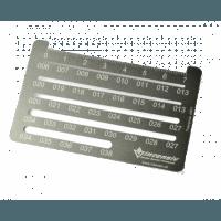 BURS SIZE CARD Img: 201807031