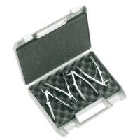 Kit forceps Odontopediatría 3280A Carl Martin  Img: 201807031