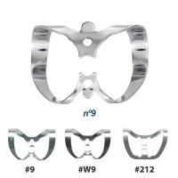 clamps aislamiento dental anterior