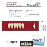 dientes newcryl 2n lo