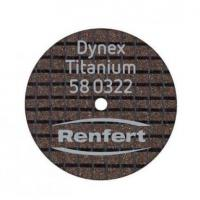 DYNEX TITANIO disco de corte 0.3x22 mm 20 ud Img: 201807031