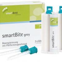 Smartbite Cinza - Recorde Oclusal (2X50Ml) - Kit Kit Img: 202011211