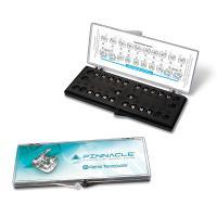 "Pinnacle Bracket Metálico MIM  .018"" Roth U/L 5x5 Hks 345, OS Pad U/L 4/5 SPK Img: 201807031"