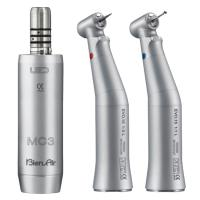 MC3 LED + CA EVO. 15 1:1 L Micro - Series + CA EVO. 15 1:5 L Micro - Series