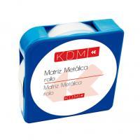MATRICES KDM metalicas rollo (0,03mmx5mmx3m)