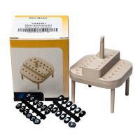 MiniBox 2100: Módulos de substituição de caixas endodônticas - Módulo de reserva (24 buracos) Img: 202107101