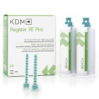 REGISTER RE PLUS KDM 2 x 50 ml + 12 puntas de mezcla
