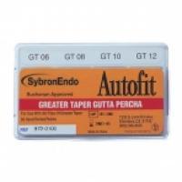 AUTOFIT GREATER TAPER GUTTAPERCHA 10 (50u.)