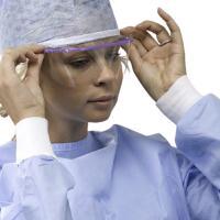 Vidros protetores ultra-leves (20 viseiras + 3 suportes) - Omnia