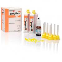 GINGIFAST RIGID SILICONAS (2x50ml.+12pnts intraorales) IMPRESION
